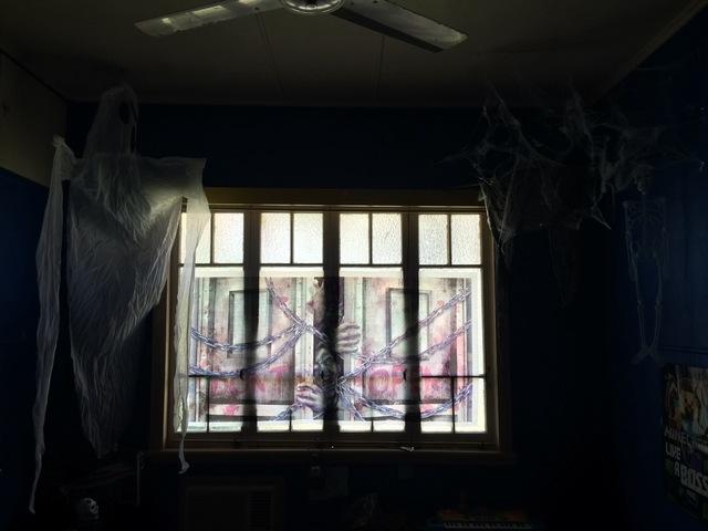 恐怖のハロウィン